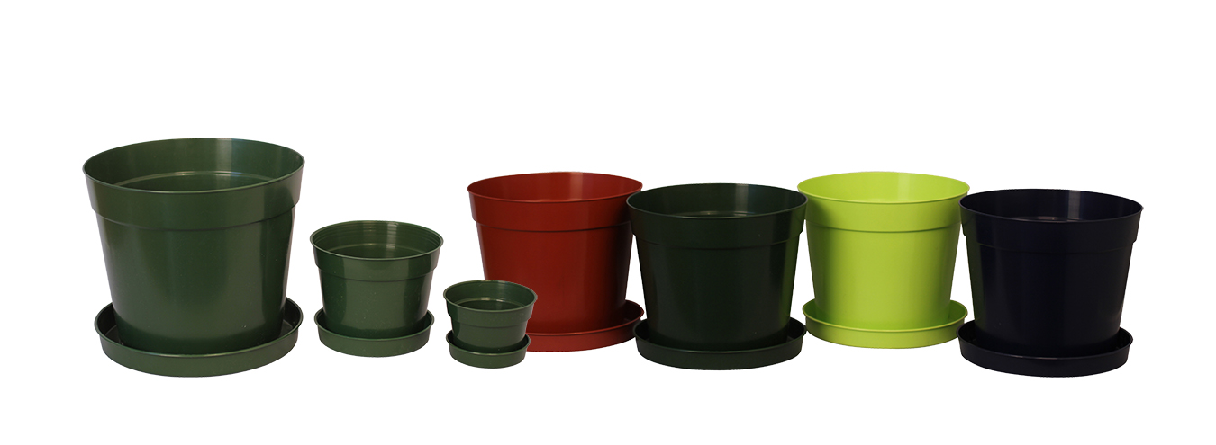 Pots - Plastics for Horticultural Industry