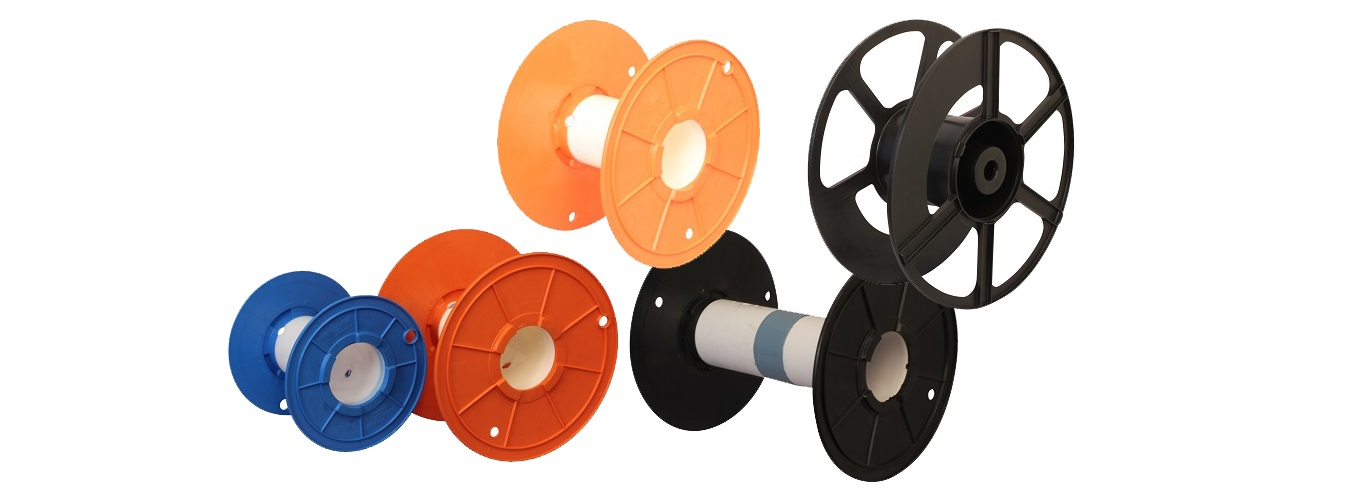 Injection Moulded Wire Spools