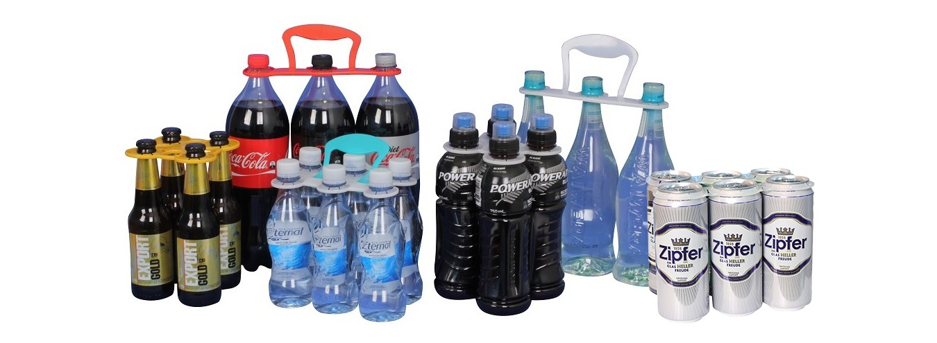Bottle Holders designed an manufactured by Petersens Plastics